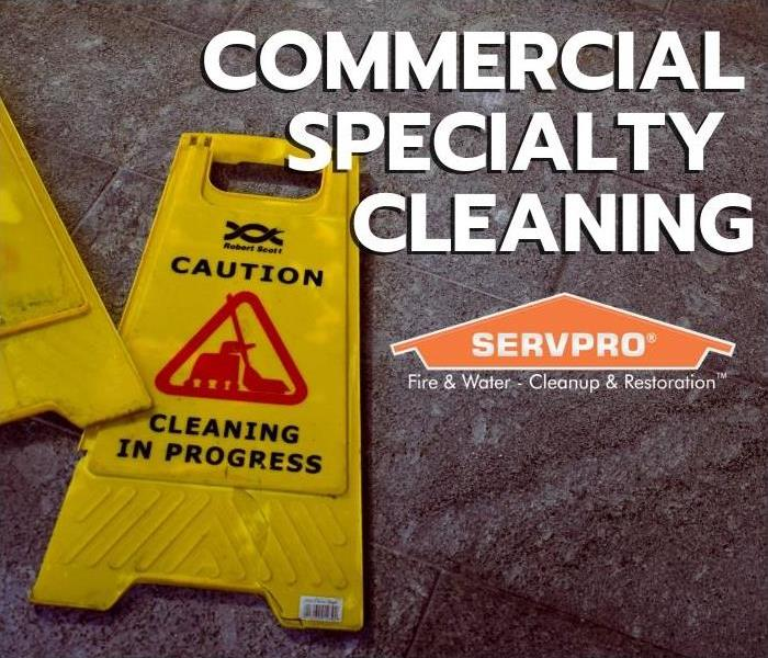 Commercial Commercial Specialty Cleaning