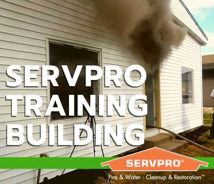 Why SERVPRO SERVPRO Training Building