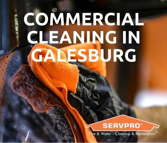 Commercial Commercial Cleaning in Galesburg