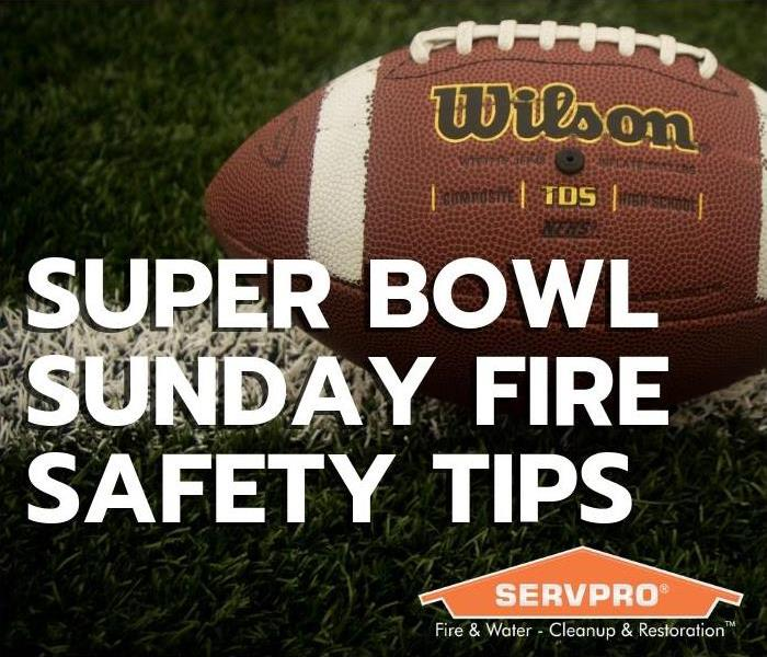 Fire Damage Super Bowl Fire Safety