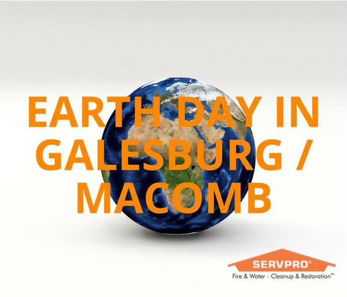 Commercial Earth Day In Galesburg / Macomb