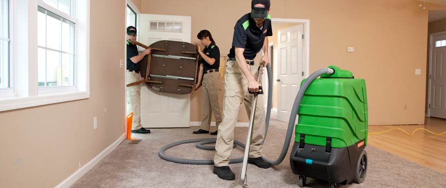 Galesburg, IL residential restoration cleaning